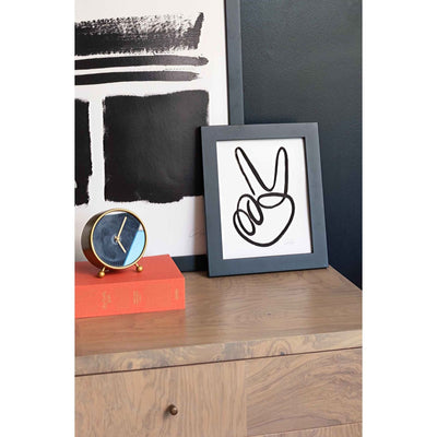 Peace Sign Print by artist Caitlin Shirock