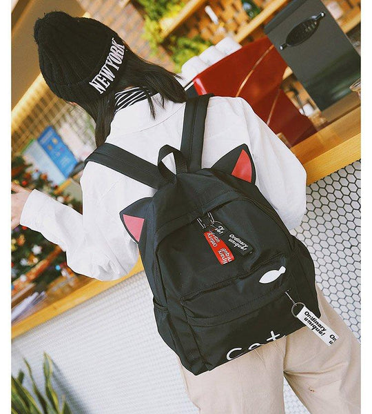 Animal Ears Kawaii Backpack - Tokyo Dreams