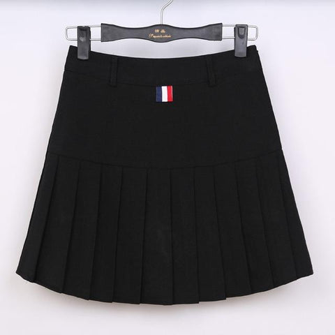 """Little Paris"" Pleated Skirt - Tokyo Dreams"