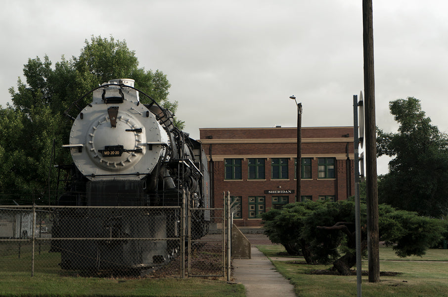 Arrowhead Meets with Mayor and City Council to Advocate for Preservation of Historic Steam Locomotive