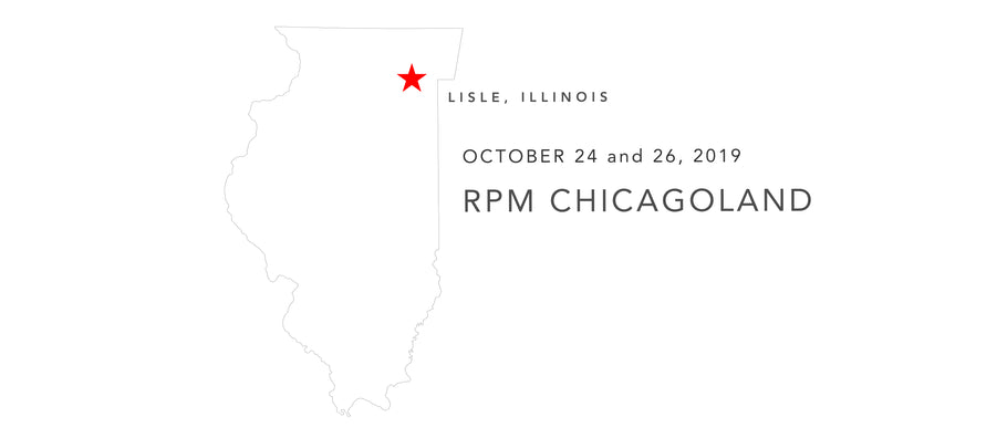 This Weekend! Arrowhead Models to attend RPM ChicagoLand!