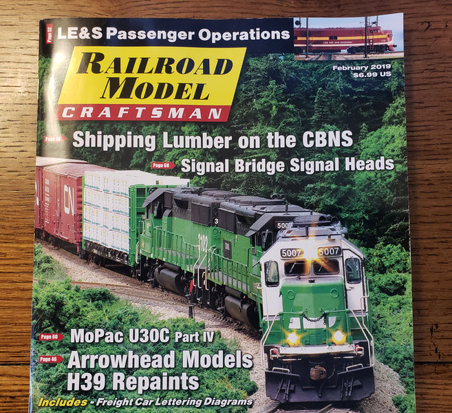 Railroad Model Craftsman writes, 'If you are a real modeler, then...'