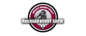 Arrowhead Models is attending the Railroad Hobby Show!