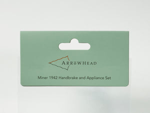Miner 1942 Handbrake and Appliance Set (AHP-9001)