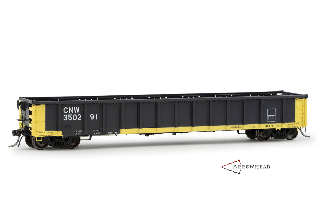 Chicago & North Western (CNW) #350291 Greenville 2494