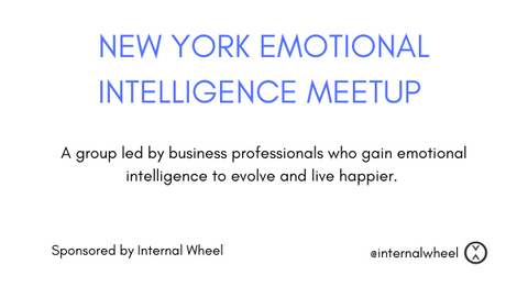 New York Emotional Intelligence Meetup Cover Photo
