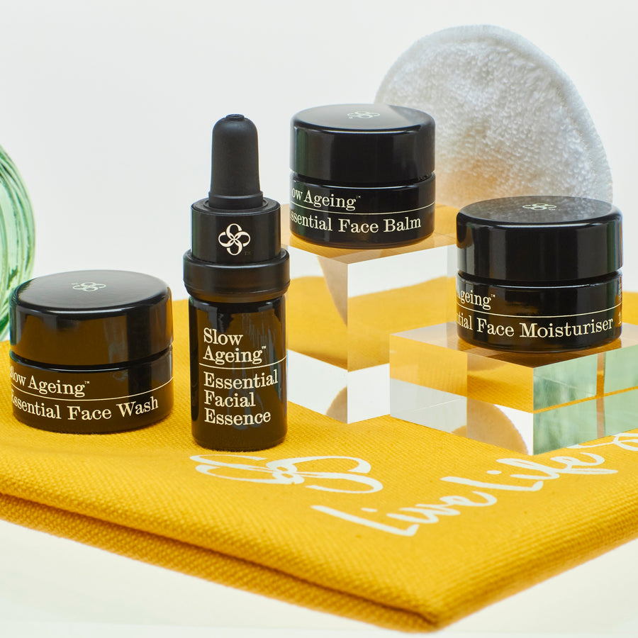 Face Discovery Collection. Everything You Need in Travel Sizes. Ten Day 'Try Me' Kit.