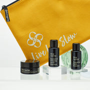 Body Discovery Collection.  Complimentary Slow Wash Bag & Reusable Facial Round, Value £12
