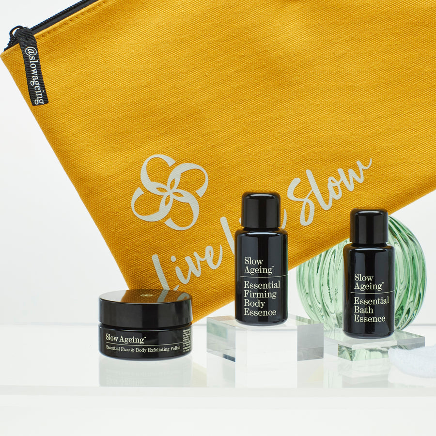The Body Discovery Collection 'Try Me' Kit.
