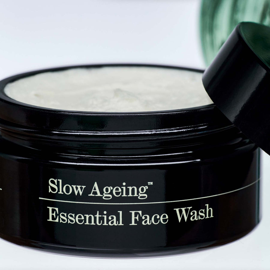 Slow Ageing Essential Collection Full Size.  Complimentary Slow Wash Bag & Reusable Facial Round , Value £12