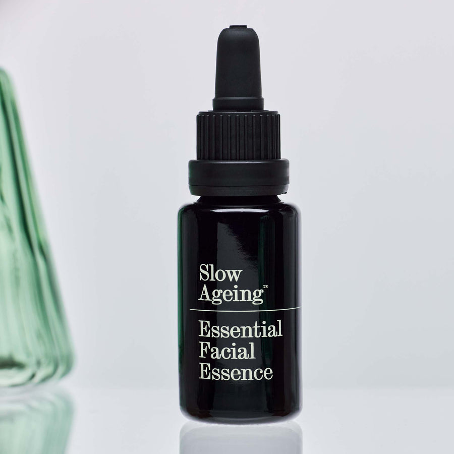 Slow Ageing Essentials Collection. Your Complete Slow Ageing Ritual in Full Sizes.