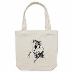 Carrie - Canvas Tote Bag