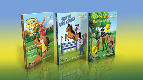 Giddy Up Beginner Books Collection - Buy all 3 and save 20%