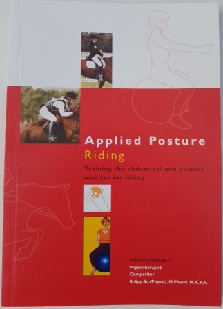 1st Edition Applied Posture Riding Hardcover Book
