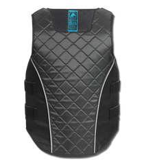 Swing Body Protector P19 Zipper Black/Grey