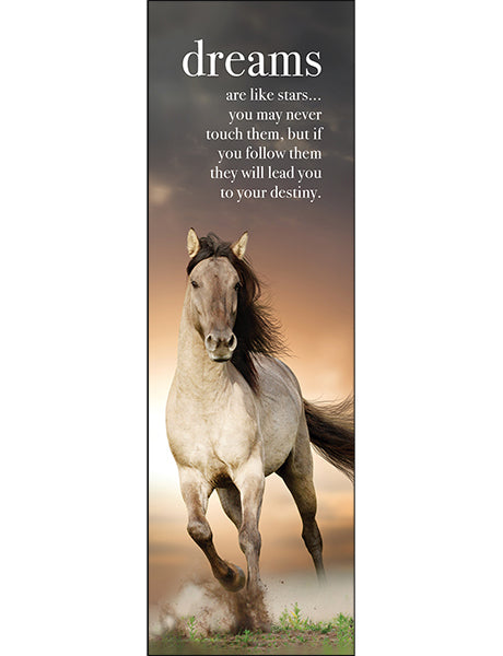 Bookmark Horse Theme