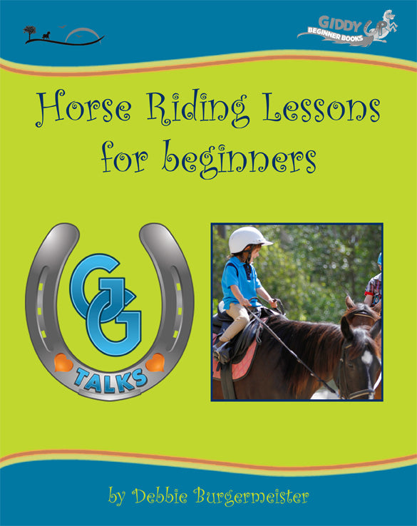 How to Ride A Horse - Horse Riding Lessons for Beginners workbook, Giddy Up Beginners Books