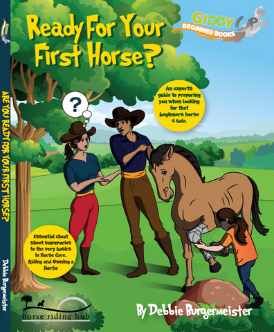 Ready For Your First Horse? Your equine essentials, an experts guide to preparing you for your first horse.
