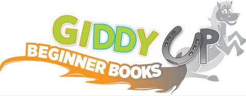 Giddy Up Beginner Books - Pay for book 1, review and get the next 2 books free - $120 value for only $20
