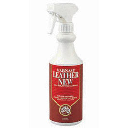 Leather New 500mls