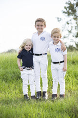 Kids white Polocrosse Jeans deal