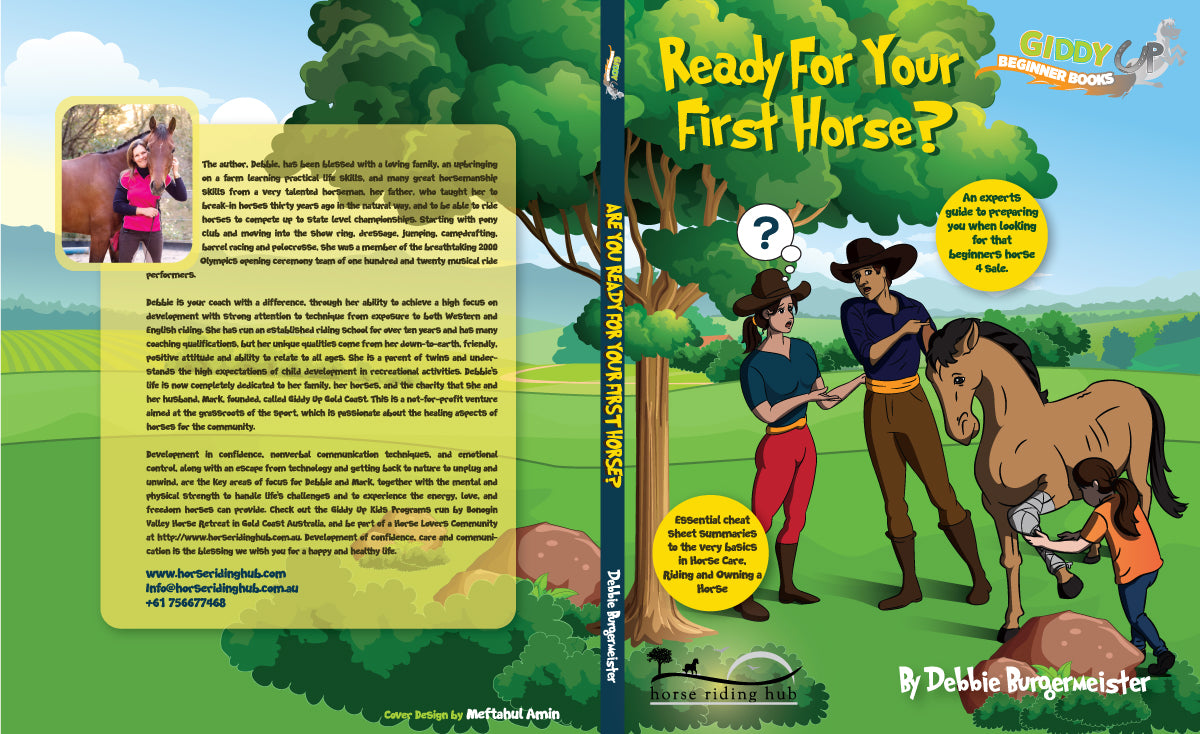 Giddy Up Beginner Books Collection - Get one book free when purchased as 3 plus free bookmark