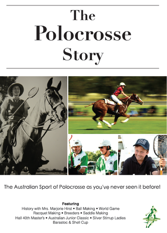 The Polocrosse Story DVD