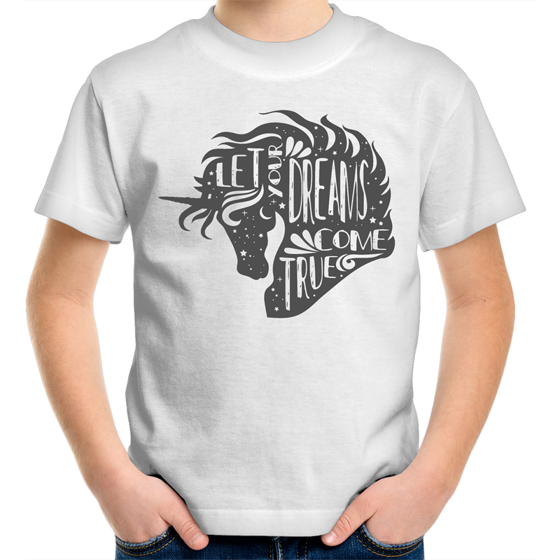 Kids Youth Crew T-Shirt Dreams many colours