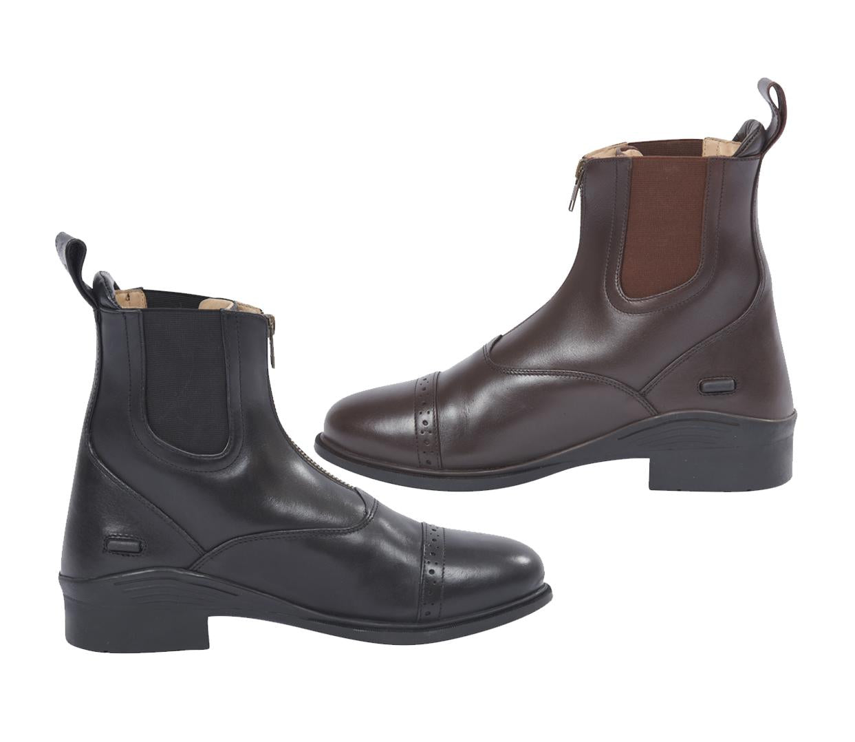 Horse Riding Boots Equestrian Kids Adults Full Leather VOUCHER
