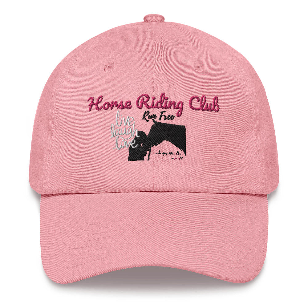 Cotton cap - Horse Riding Club Bonogin Valley Horse Retreat