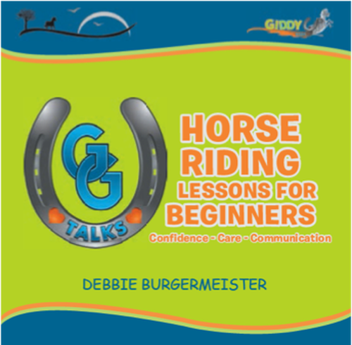 GG Talks - Horse Riding Lessons For Beginners Book