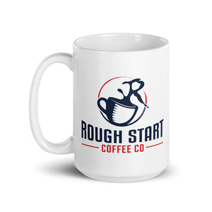 Rough Start Mug - Rough Start Coffee LLC