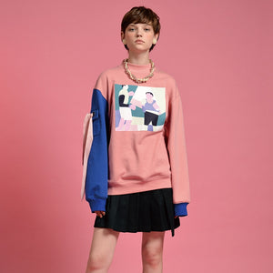 Pipe and Sheep Jumper Top