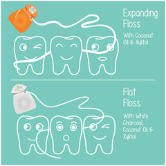 Expanding Floss Triple Packs