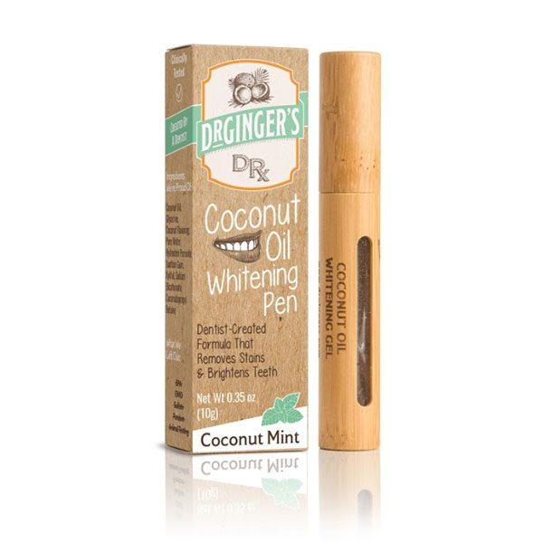 Coconut Oil Whitening Pen Product Image -  Brightens & Whitens Teeth