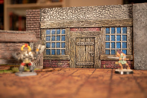 Towns and Villages Facades Base Set