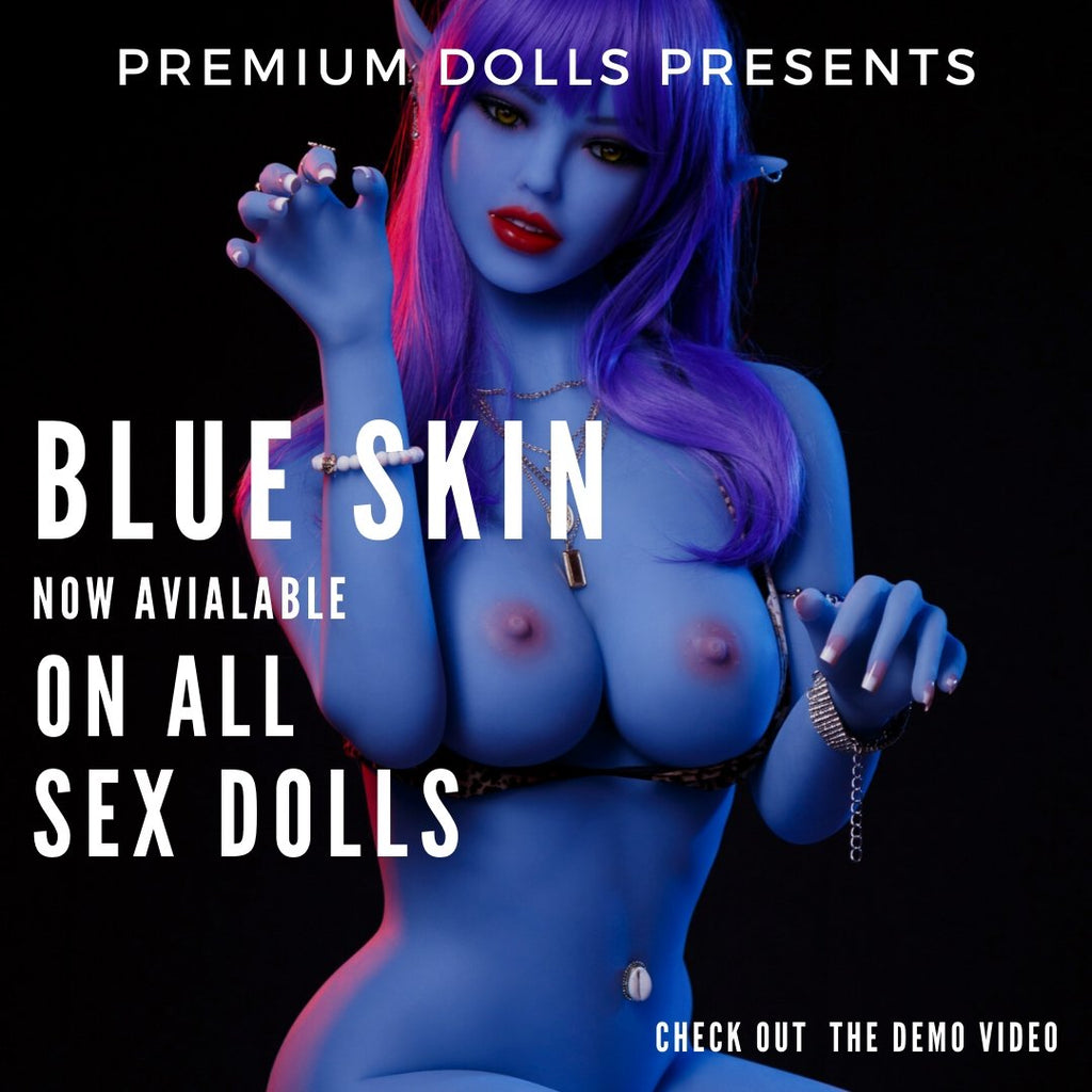 Blue Sex Dolls Now Available!