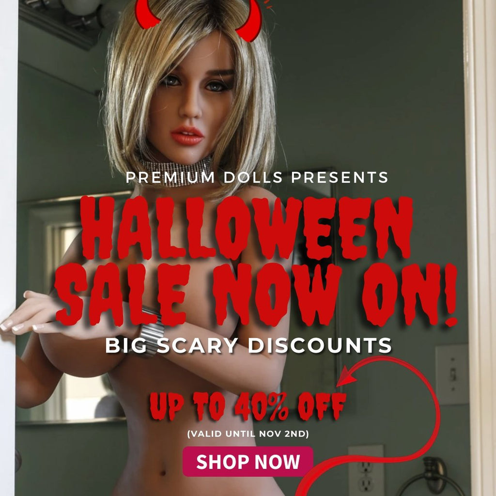 Halloween Sale Now On!