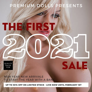 New Year, New You - The First 2021 Sale Now On!
