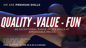 Premium Dolls Home page banner