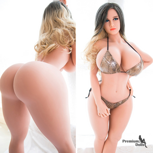 Jasmine - Huge Ass and Tits Ultra Realistic Sex Doll from Premium Dolls