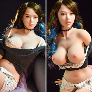 Dallas - Tall Asian Sex Doll with realistic features from Premium Dolls