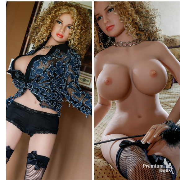Arabella- The Curly haired Sex Doll with big boobs