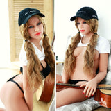 Alana - Blonde Country Girl Ultra Real-Feel Sex Doll from Premium Dolls