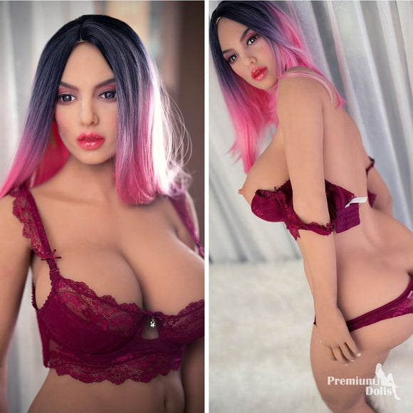 Alexis - Naughty Ultra Real-Feel Sex Doll with metal skeleton from Premium Dolls