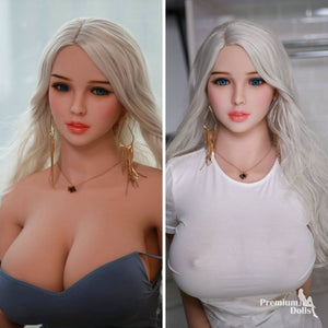 Anjelica - Stunning 5ft6 (170cm) TPE Sex Doll with Big Breasts from Premium Dolls