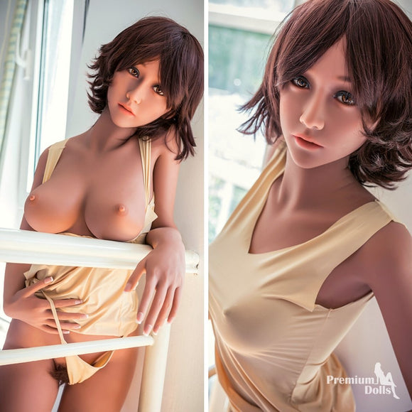 Ashley - Sexy Asian Sex Dollby WM dolls from Premium Dolls