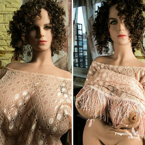 Aurora - Realistic Sex Doll with Amazing Boobs from Premium Dolls