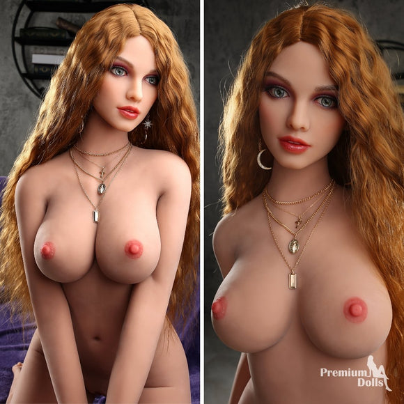 Becca - Stunning Ginger 5ft 3 Sex Doll with TPE skin from Premium Dolls