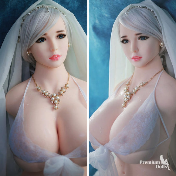 Big Breast Torso and Head made with TPE skin from Premium Dolls